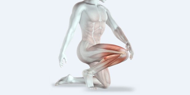 Leczenie kolana skoczka